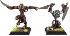 Wolfen Warriors (Variant 4) #2