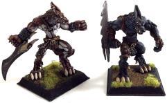 Wolfen Warriors (Variant 3) #1