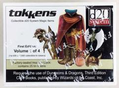 Tokkens Treasure Block Volume #1 - 5 Pack
