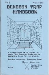 Dungeon Trap Handbook, The