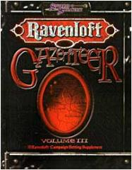 Gazetteer Volume III
