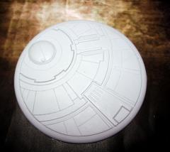 100mm Round Lip Base - Tau Ceti