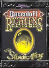 Van Richten's Guide to the Shadow Fey