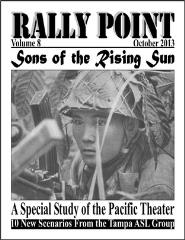 Rally Point Volume #8 - Sons of the Rising Sun