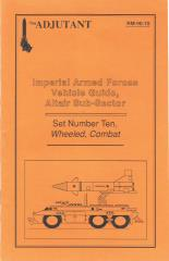 Imperial Armed Forces Vehicle Guide, Altair Sub-Sector #10 - Wheeled, Combat