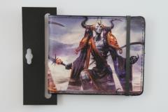 Bi-Fold Wallet - Erebos - God of the Underworld