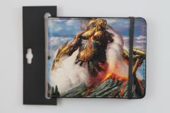 Bi-Fold Wallet - Purphoros - God of the Forge