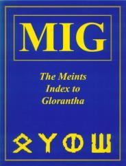 MIG - The Meints Index to Glorantha