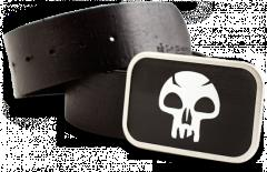Belt Buckle - Black Mana