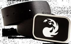 Belt Buckle - Red Mana