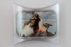 Belt Buckle - Purphoros - God of the Forge