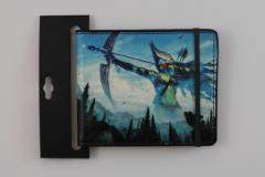 Bi-Fold Wallet - Nylea - God of the Hunt
