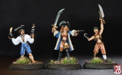 Female Pirates