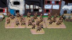 All Things Horror - WWII Russian Zombies Platoon