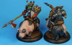 Goblin Knight Jousters