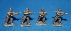 Fedayeen Soldiers