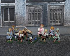 Zombies #4 (Hospital)