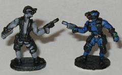 Modern Spy/Infiltrator