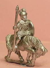 Bodyguard Heavy Cavalry w/Javelin & Shield