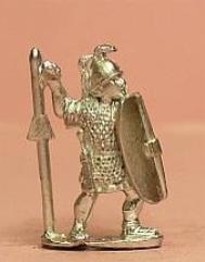 Legionary w/Pilum & Shield #1