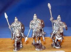 Heavy Cavalry - Spears, Barded Horses