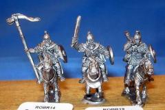 Heavy Cavalry - Command, Barded Horses