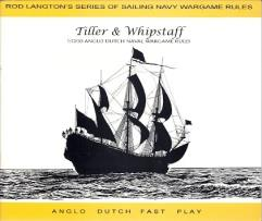 Tiller & Whipstaff - 1:1200 Anglo Dutch Naval Wargame Rules