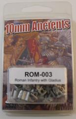 Roman Infantry w/Gladius