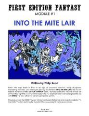 Module #2 - Into the Mite Lair