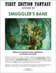 Module #2 - Smuggler's Bane