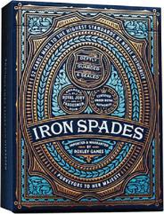 Iron Spades