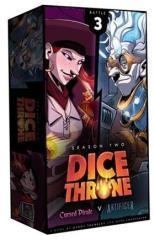 Dice Throne - Season Two, Cursed Pirate vs. Artificer