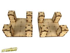 Dungeon Crossroad Sections