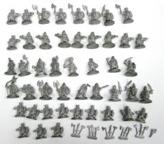 Battlesystem Miniatures - The Iron Lord's Orc Foes of Earth Fast Collection