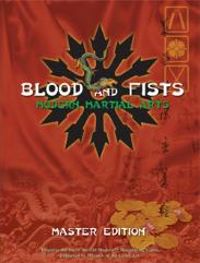 Blood and Fists - Modern Martial Arts (Master Edition)