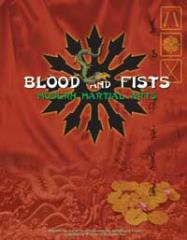 Blood and Fists - Modern Martial Arts (1st Edition)