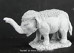 Babu - Baby Elephant (Tsunami Relief)