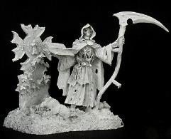 Grim Reaper & Tombstone (72mm)