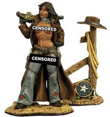 Cowgirl Ellen Stone