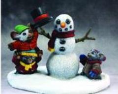 Christmas Mouslings