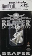 Domur High Mage - Male Wizard w/Fire Spell (25th Anniversary Edition Alternate Sculpt)