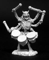 Arachno Assassin Drummer