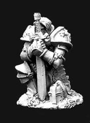 Praying Paladin (02906)