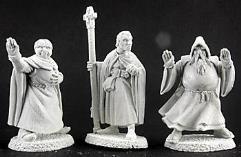 Townsfolk VII - Clergymen