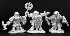 Duergar Sergeant and Grunts