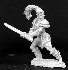 Lathula - Female w/2-Handed Sword
