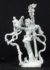 Pharess - Fire Sorceress