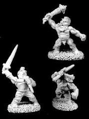 Dwarven Berserkers