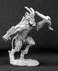 Ibycus - Satyr
