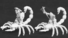 Black Orc Scorpion Command